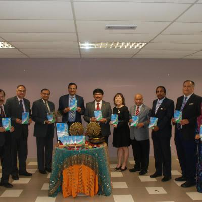 Demo and Launch of Varmam Therapy Guideline
